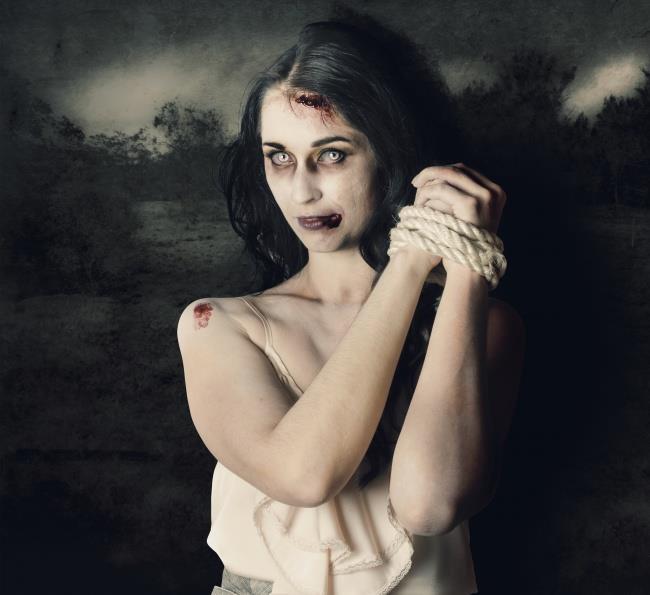 最新欧美恐怖片美女 欧美恐怖美女图片