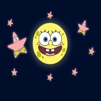 海绵宝宝和派大星图片头像