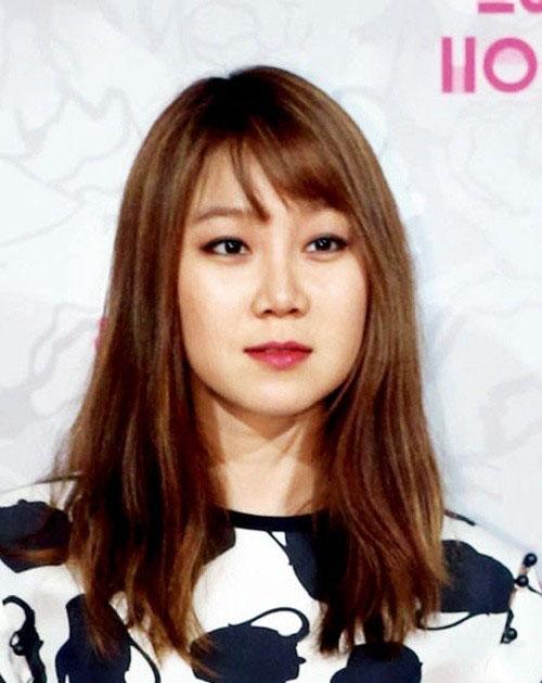 韩式空气感刘海怎么弄好看 明星示范