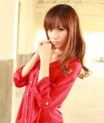 超有爱的女生齐刘海发型图片