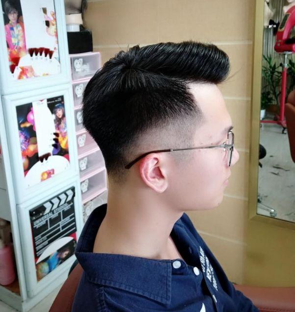 男士雅痞发型 撩妹必备