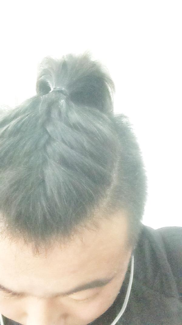 男生留个小辫子要多久 男生头发留长的过程怎么熬