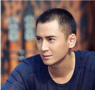 男士碎平头发型设计图片 明星脸示范