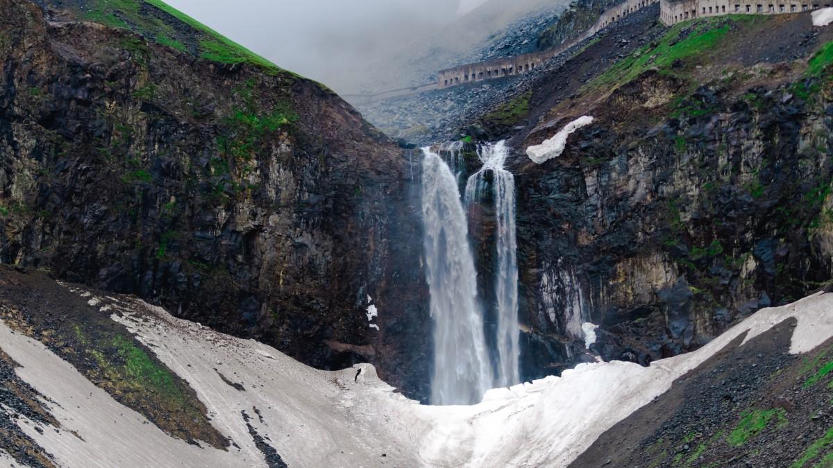长白山自然风景图片 高清长白山风景图片