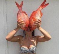 鱼和熊掌不可兼得爆笑图片