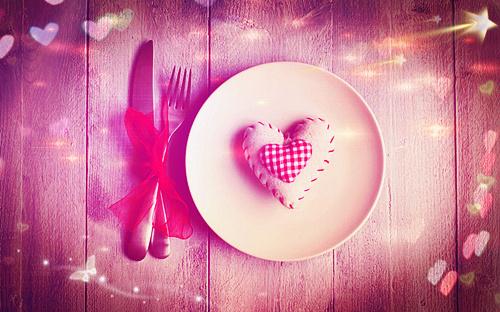 唯美浪漫爱心美图_充满爱意的唯美爱心