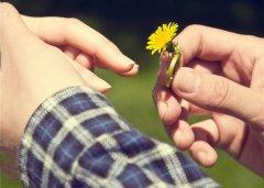 许诺情侣图片_许下一生的承诺