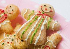 可爱好吃饼干图片_萌萌哒手工饼干