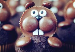 可爱蛋糕背景图片_超萌的动物蛋糕