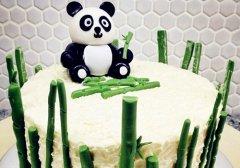 卖萌动物蛋糕图片_连蛋糕都在卖萌了
