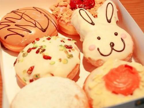 可爱美味的便当图片_诱人甜蜜的美食