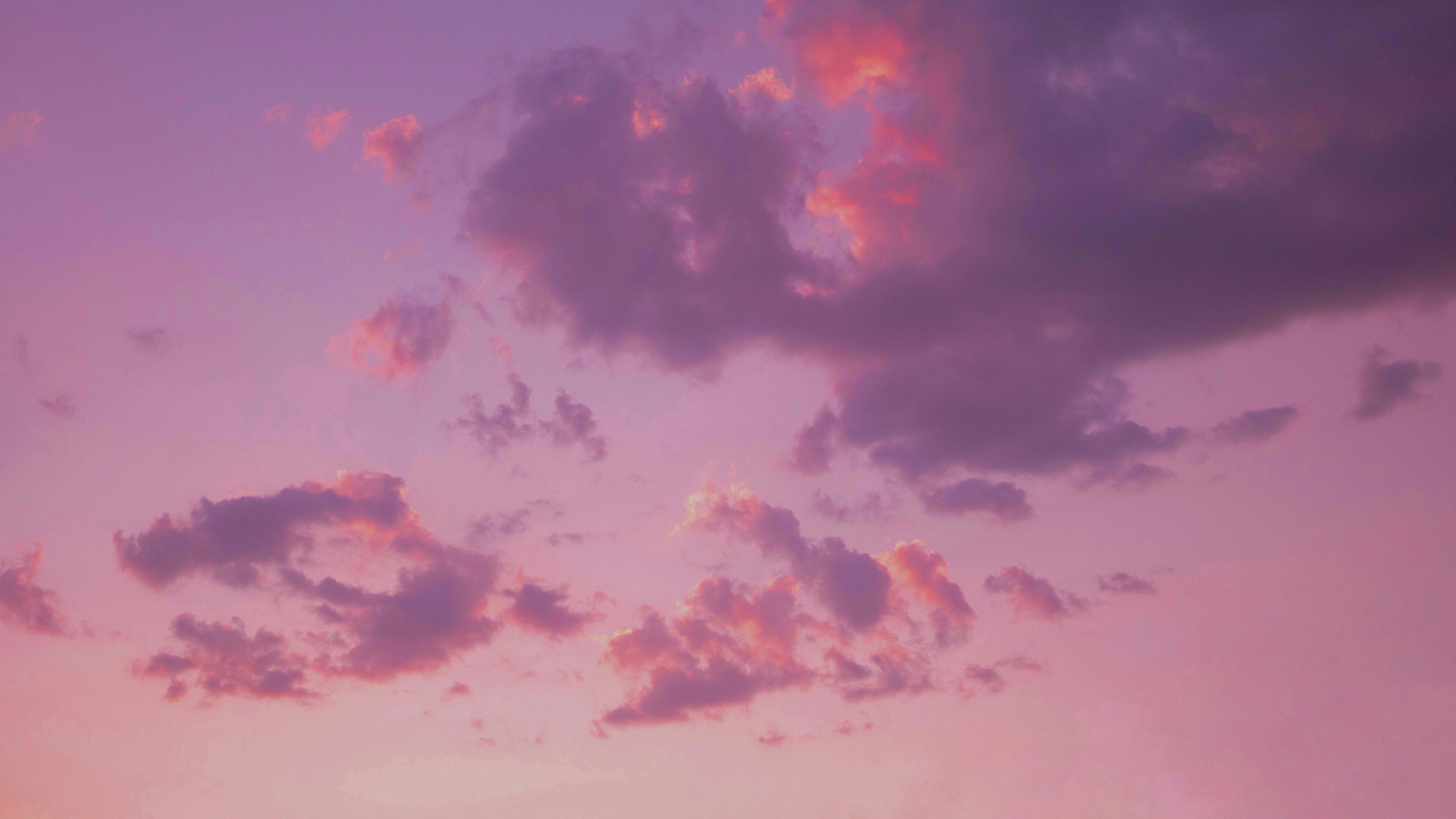 美轮美奂天空浪漫仙气唯美图片
